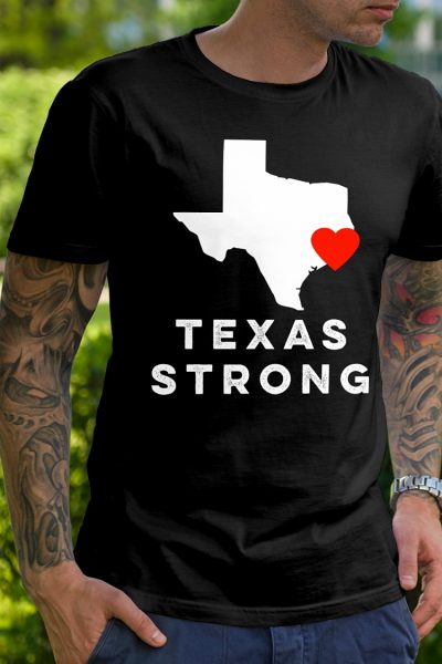 I love houston texas strong shirt