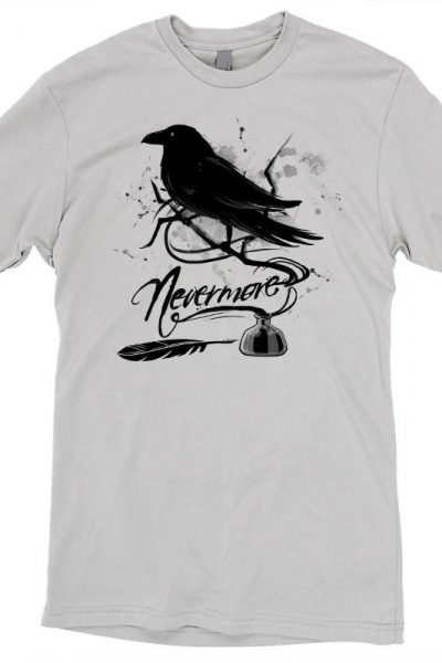 Nevermore | Funny, cute & nerdy – TeeTurtle
