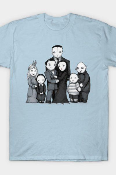 Plushie Addams Family T-Shirt
