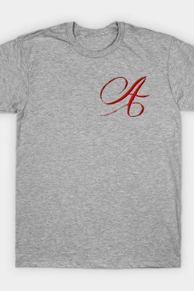 Scarlet Letter no. 2 T-Shirt
