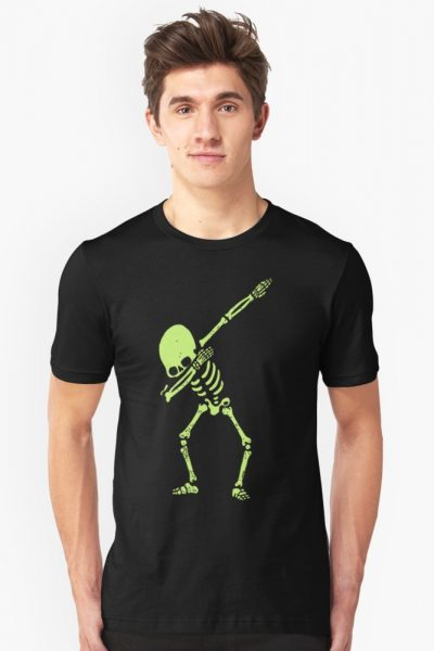 Skeleton – Dabbing Skeleton Dab Hip Hop Skull D