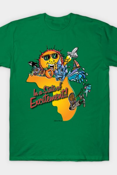State of Excitement T-Shirt