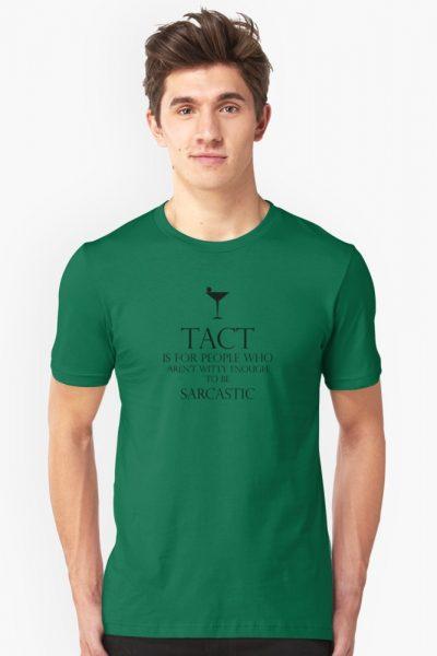 Tact & Sarcasm