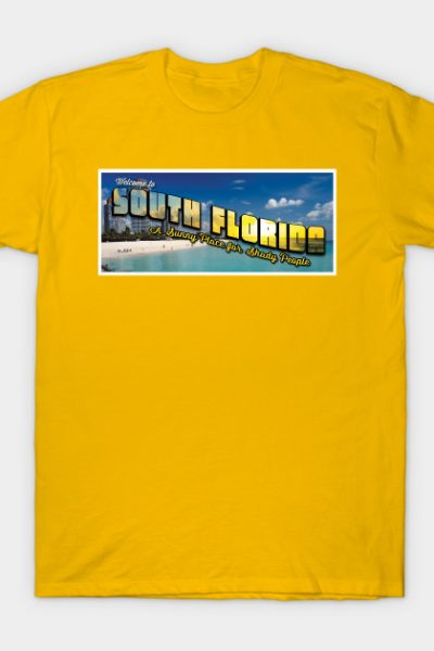 Welcome to South Florida T-Shirt