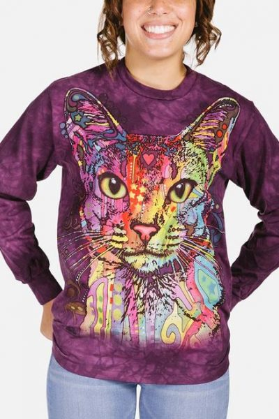 Abyssinian Long Sleeve Tee