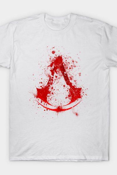 ASSASSINS – Blood Version T-Shirt