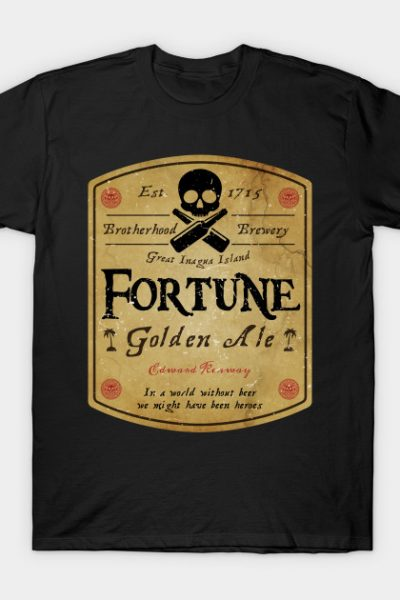 Assassin's Creed, Fortune beer label T-Shirt