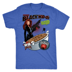Black Wid-Os Shirt – Curious Rebel