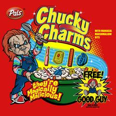 Chucky Charms Shirt – Curious Rebel