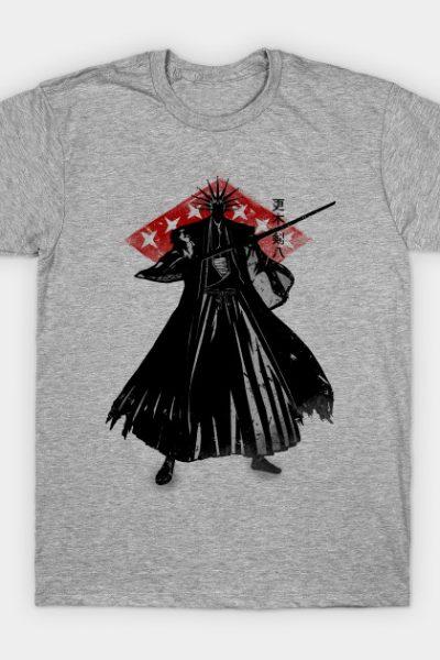Crimson Kenpachi T-Shirt