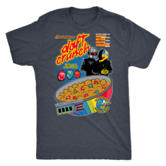 Daft Crunch Shirt – Curious Rebel