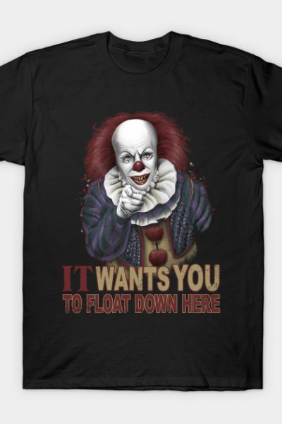 Float Down Here T-Shirt