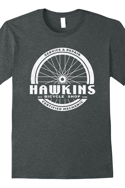Hawkins Bicycle Shop – Stranger Things