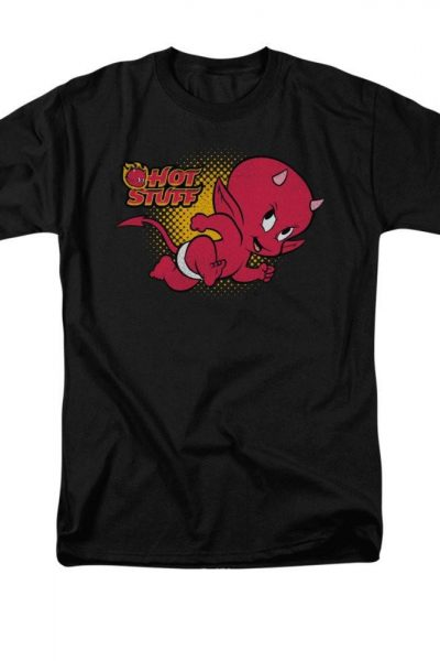 Hot Stuff – Little Devil Adult Regular Fit T-Shirt