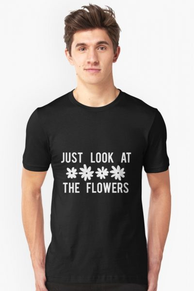 Just Look At The Flowers – The Walking Dead