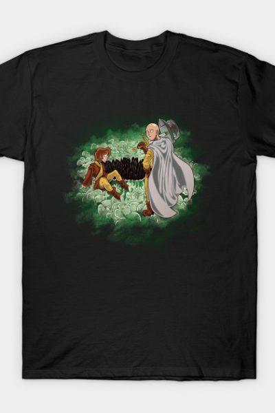 King Saitama T-Shirt