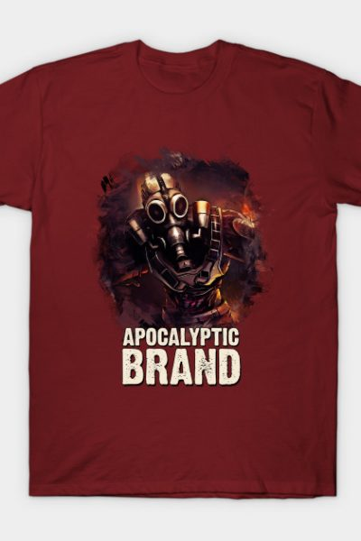 League of Legends APOCALYPTIC BRAND T-Shirt