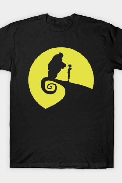 Nightmare Before Big Hero 6 T-Shirt