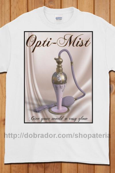 Opti-Mist T-Shirt (Unisex) | Dobrador Shopateria