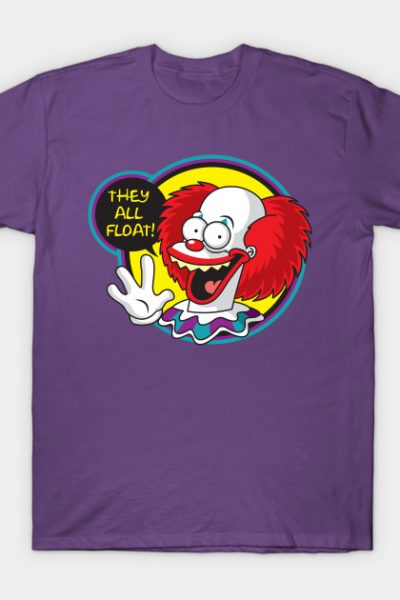 Pennywise the killer clown T-Shirt