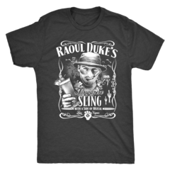 Raoul Duke's Singapore Sling Shirt – Curious Rebel