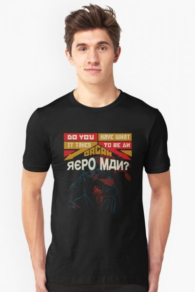 Repo the genetic opera movie cult t shirt