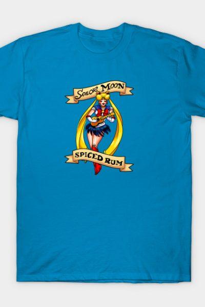 Sailor Moon Spiced Rum T-Shirt