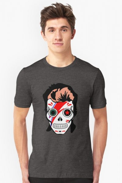skull of bowie