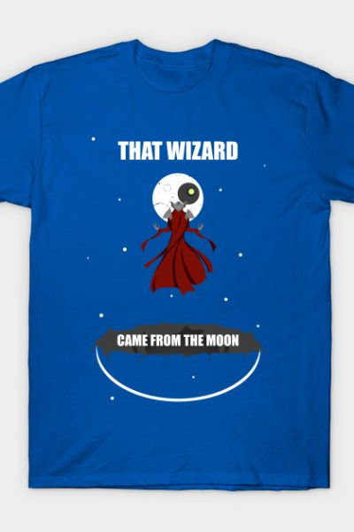 That Wizard Came From The Moon T-Shirt