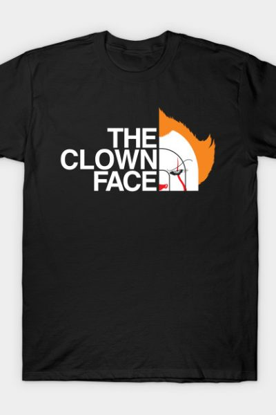 The Clown Face T-Shirt