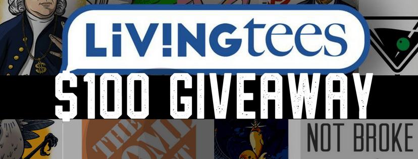 LivingTees $100 Giveaway: Get Wrecked!