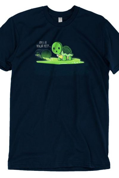 Am I A Ninja Yet? | Funny, cute & nerdy shirts – TeeTurtle