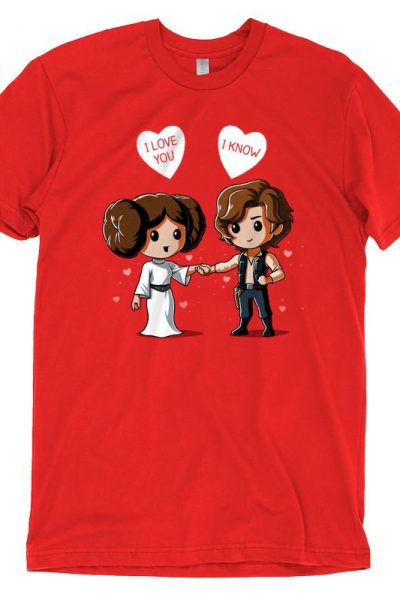 Cutest Couple in the Galaxy | Official Star Wars Tee – TeeTurtle
