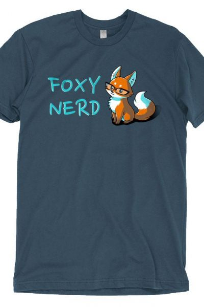 Foxy Nerd | Funny, cute & nerdy shirts – TeeTurtle