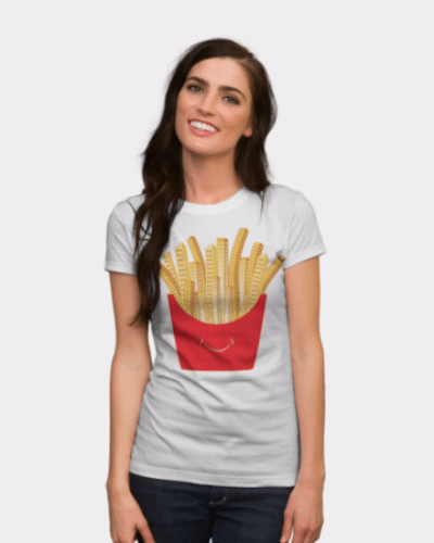 French Fries City