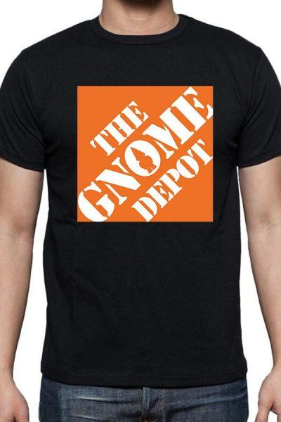 Gnome Depot Tee