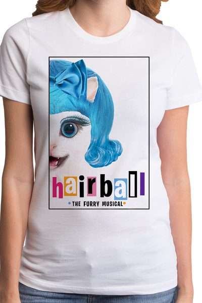 Hairball Women's T-Shirt