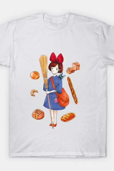 Kiki ready for duty T-Shirt
