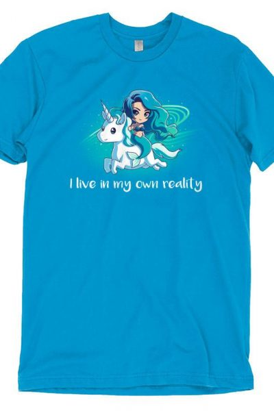 My Reality (GLOW) | Funny, cute & nerdy shirts – TeeTurtle