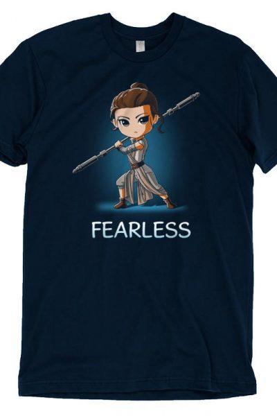 Rey Fearless T-Shirt | Official Star Wars Tee – TeeTurtle