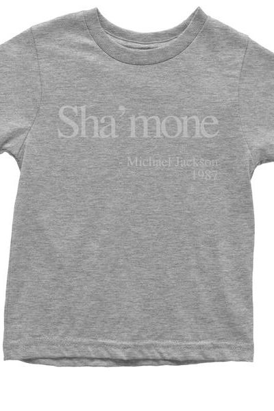 Sha'mone Quote Youth T-shirt