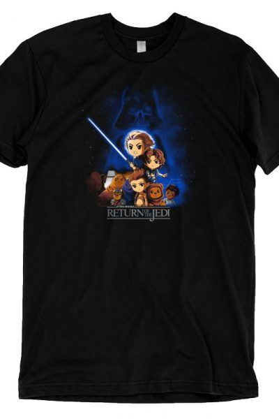 Star Wars: Episode VI – Return of the Jedi T-shirt | Official Star Wars Tee – TeeTurtle