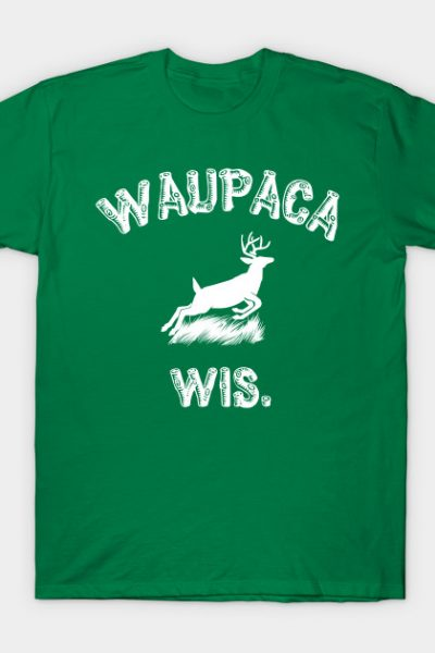 Waupaca wis. Stranger Things T-Shirt