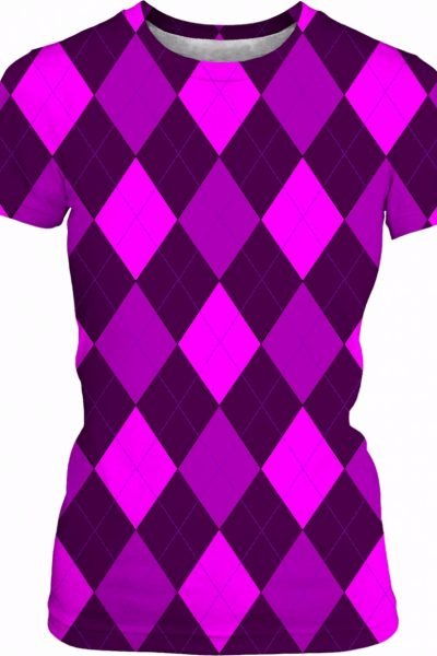 ARGYLE-PURPLE