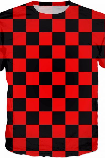 Checkerboard-Red