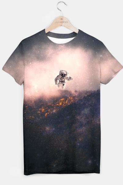 Heroes in Space T-shirt, Live Heroes