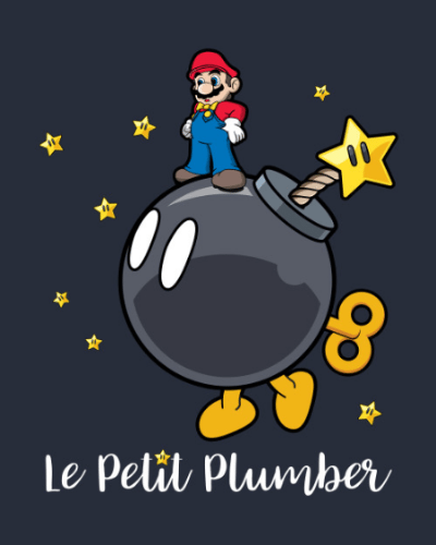 Le Petit Plumber T-Shirt