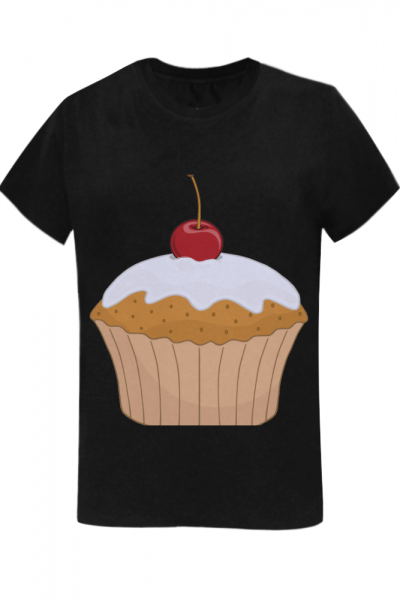 MUFFIN Sunny Women's T-shirt(USA Size) (Model T01) | ID: D2115049