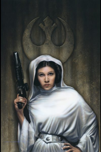 Princess Leia T Shirt By StarWars Design By Humans