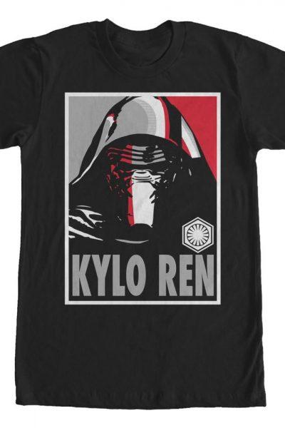 Star Wars – Episode 7 – Vote Kylo Adult Regular Fit T-Shirt